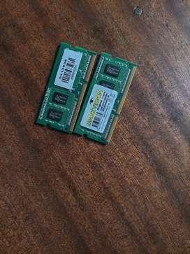 2 memoria ram 4 gb