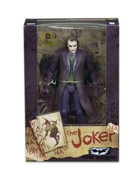Figura Joker- Batman El Caballero De La Noche - Heath Ledger