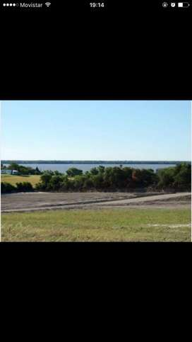 Oportunidad !! Terreno con vista al rio / terraza de la aldea