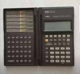 Vendo Calculadora Financiera HP