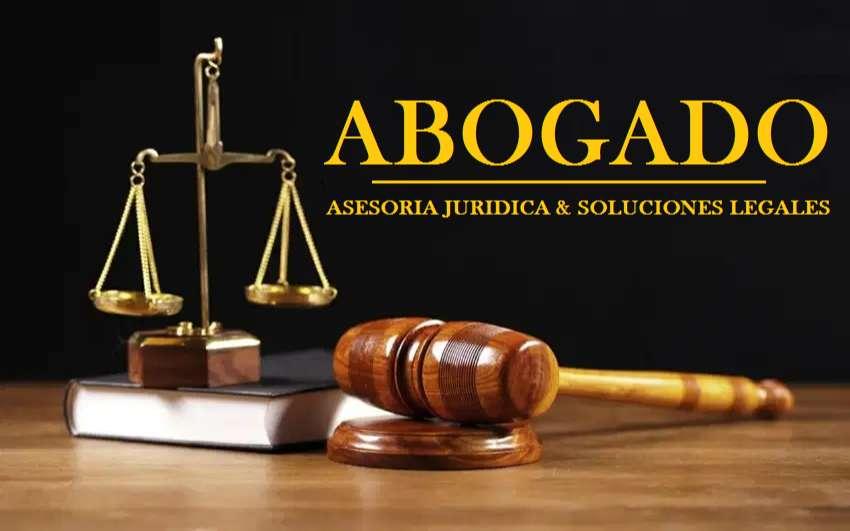 ABOGADO ASESORÍA LEGAL Y DEFENSA TÉCNICA EN DERECHO LABORAL, NIÑEZ, CIVIL, PENAL, TRANSITO Y SOCIETARIO.