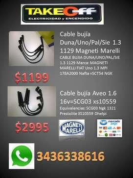 Cable de Bujia Automotor