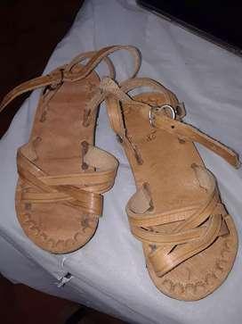 Sandalia romana niña