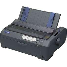 Impresora Epson Fx 890ii P3 1A