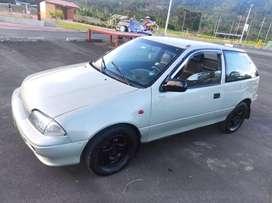 Suzuki II A toda prueba