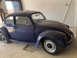 Vendo Volkswagen Año 62