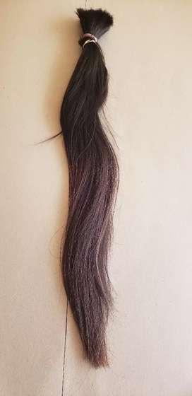 Nuevo cabello 100%