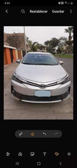 Toyota Corolla xei  2019 mecanico full dual/Glp $169000