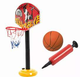 Aro de baloncesto de juguete