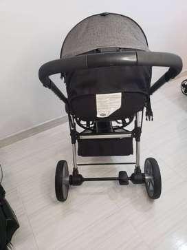 Venta de coche y silla para auto marca Bebesit