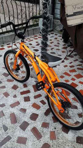 HERMOSA BICICLETA  COLOR FULL