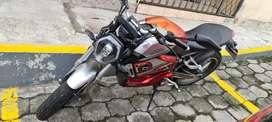 Motocicleta eléctrica Super Soco TSX