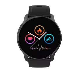 Reloj inteligente Bluetooth W9 2021 para dama o caballero redondo Manilla intercambiable