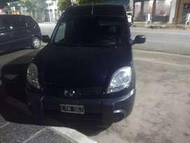 Kangoo 2012 a/a d/h doble puerta lateral GNC 5ta