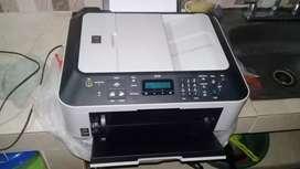 Se vende impresora multifuncional canon como nueva, estado 10/10