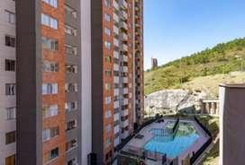 Apartamento urbanización puerto alegre