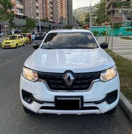 Renault Alaskan 4x4 2020 servicio publico
