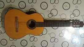 Guitarra Clasica Criolla Fonseca 31p + Funda + Accesorios