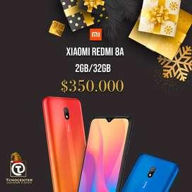 Xiaomi redmi 8a 32gb, TIENDA FISICA, mejor que el 7a. Nuevos, Sellados, Garantia, Factura.