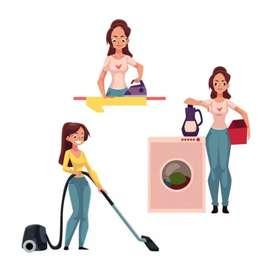 Busco empleo de limpieza de casas empleada doméstica