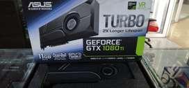 Asus GTX 1080 Ti 11 GB , excelente estado , se uso para diseño