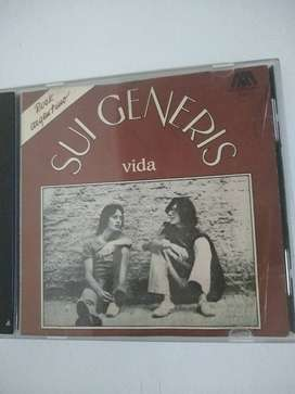 Vida - Sui Generis (cd)