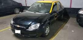 Chevrolet Classic 2014 Taxi Con Licencia Dueño Directo