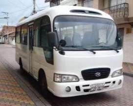 Servicio de transporte para viajes DONDE QUIERAS