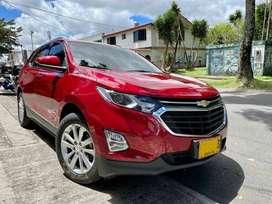Venpermuto Camioneta Chevrolet Equinox 2018