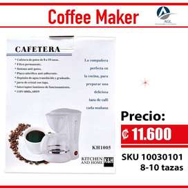COFFE MAKER (CAFETERAS)