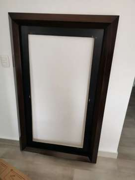 Marco para cuadro madera