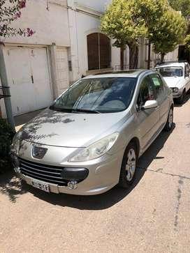 Vendo Peugeot 307 2.0 Xs Premium 143cv, con GNC