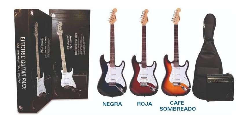 COMBO GUITARRA ELECTRICA 0