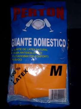 VENDO GUANTES DOMÉSTICOS DE LÁTEX