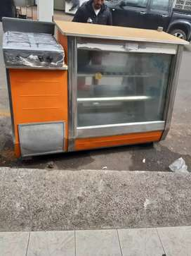 Congelador unidad ecológica