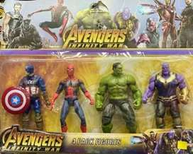 Set de Avengers