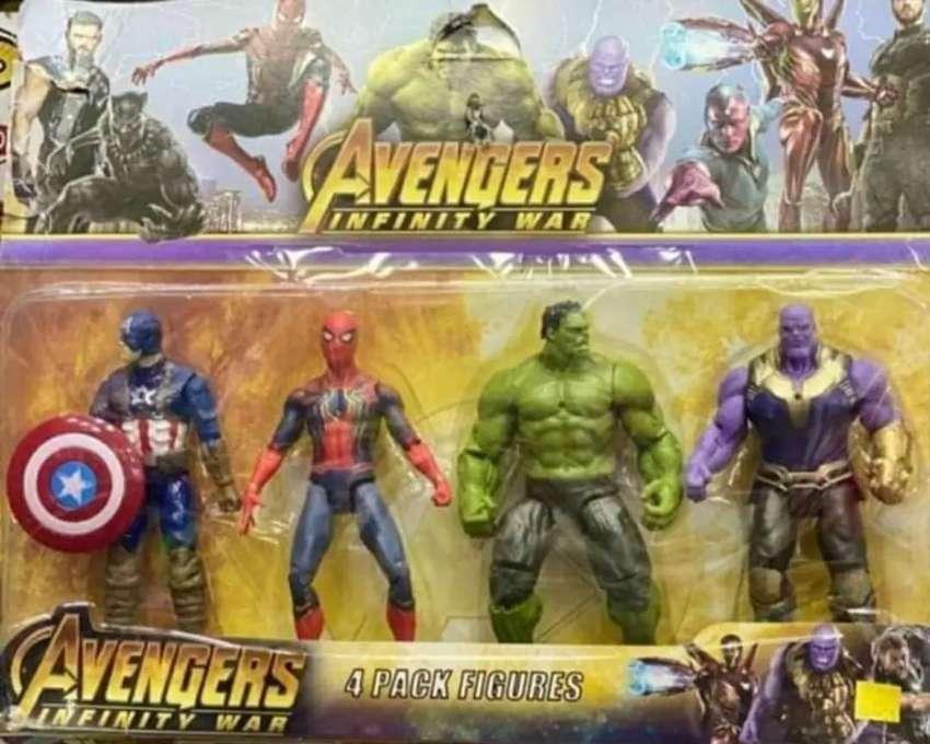 Set de Avengers 0