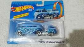 Carro Combi Volkswagen Hot Wheels