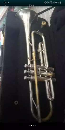 Cambio trompeta x teclado