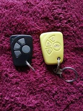 Controles para alarma Chevy Star