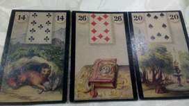 Lectura On Line Cartas Lenormand