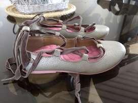 Zapatos Vélez Niña Talla 28 Usados