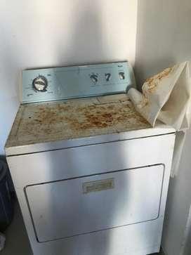 Secadora a gas