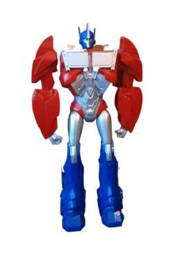 Optimus Prime, Figura de acción