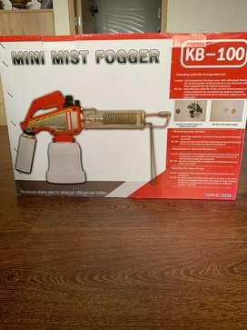 Termonebulizadora mini mist fogger