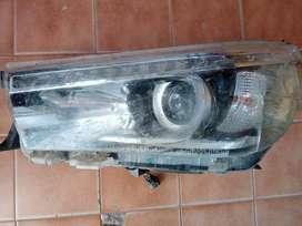 Optica Izq Toyota Hilux 16-19 Con Lupa Y Led
