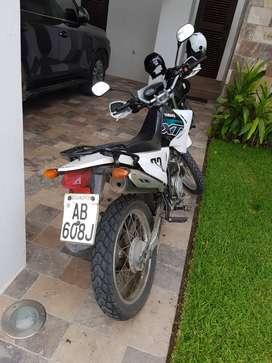 Vendo yamaha xtz 125