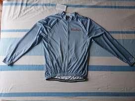 Jersey ciclismo manga larga hombre