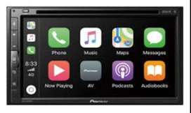 Radio Pioneer Avh-z5250bt Dvd Bluetooth Android Auto Carplay Nuevo Original Garantia Scp1