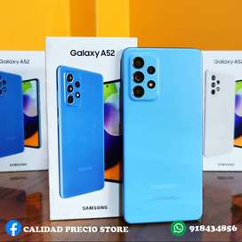 Samsung A52 (6/128 GB)